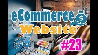 How To Build an eCommerce Website With Laravel #23 (Bank Transfer Page)