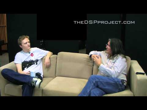 Peter Thomas of PMC interview - Part 1 - The DSP Project