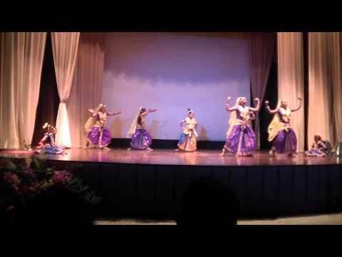 Alapana 12th Anniversary - Swagatham Krishna Dance
