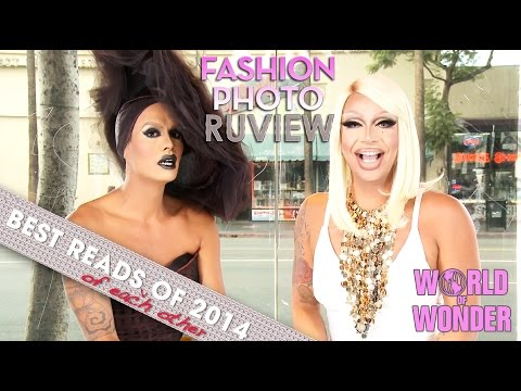 RuPaul's Drag Race Fashion Photo RuView – Best Raja and Raven Reads of 2014