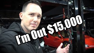 First Rental Fraud Claim! Ferrari and AMG GT!