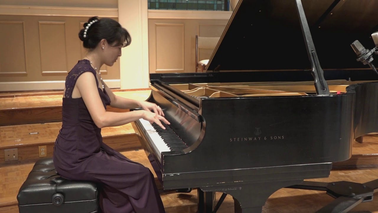 Ballade No. 1 in G Minor, Op. 23 by Frédéric Chopin performed by Dr. Rachel KyeJung Park