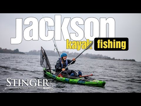 Jackson Kayak Fishing Open 2014 Official (ENG subtitles)