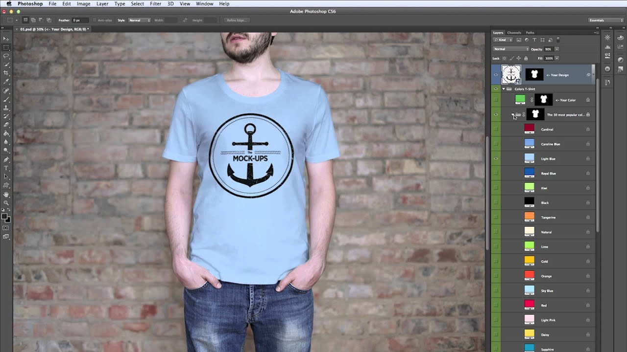 Real T Shirt Template Joy Studio Design Gallery Best