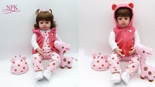 New Handmade Silicone Reborn Baby Dresses - Dresses for Baby Girl