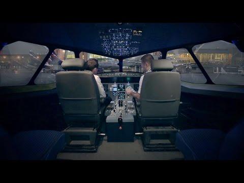Как научиться управлять самолетом?