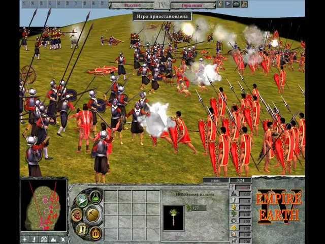 Empire Earth Mod For Empire Earth 2 Empire