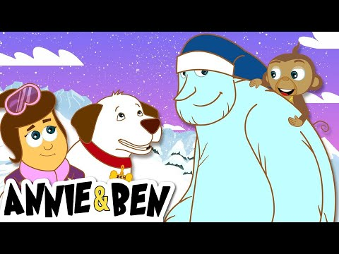 Snow Yetis Allowed | Cartoons for Children by The Adventures of Annie and Ben!