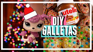 Littlest Pet Shop DIY: Galletas♥ {Especial Navideño}