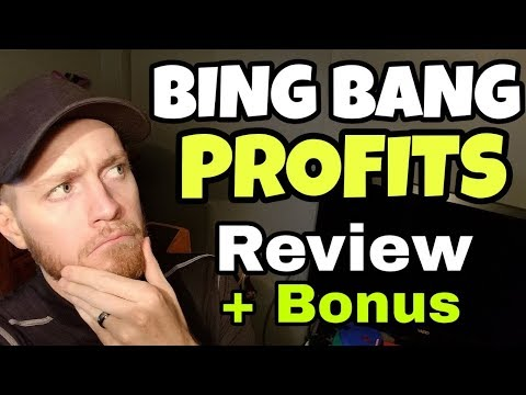 Bing Bang Profits Review + Bonuses! 1 Click Clickbank Profits?