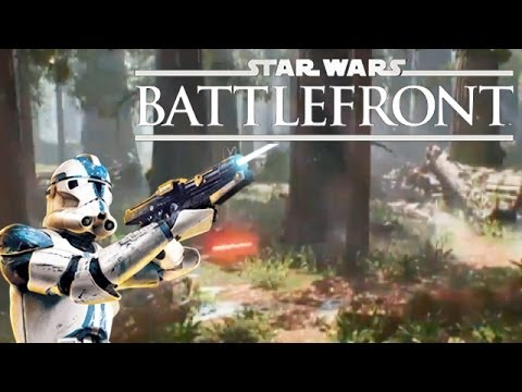 Star Wars Battlefront 3 Trailer Official E3 2014 (1080p HD)