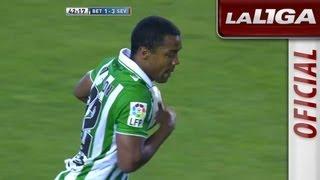 Gol de Pabón (1-3) en el Real Betis - Sevilla FC - HD
