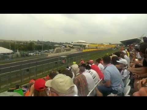 F1 2014 | Hungarian Grand Prix 2014 | Daniel Ricciardo overtakes Alonso