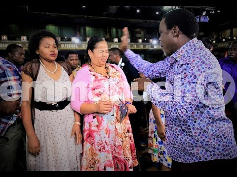 SCOAN 15/04/18: Live Sunday Prophecy Time & Deliverance with TB Joshua