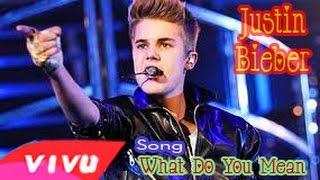 Justin Bieber - What Do You Mean (new Song)