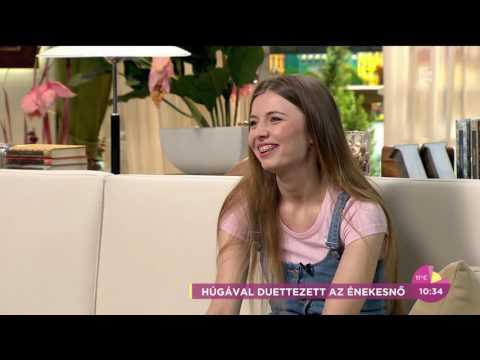 Nági meglepte a közönségét! - tv2.hu/fem3cafe