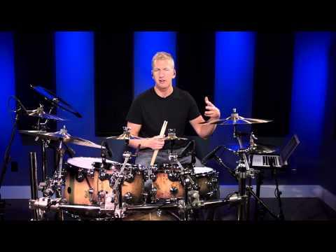 Foot Ostinatos - Drum Lesson (DRUMEO)