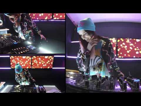 Miss Monique - Live @ Radio Intense 17.03.2015