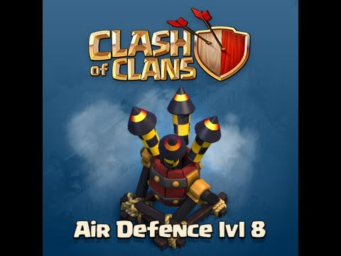 Clash of Clans - New update info + Attack