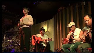 guitar Boleo  Lâm Thông / ca lẻ Ngọc Thảo giao lưu tại quán cafe Hoa Nắng