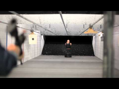 BulletSafe Ballistic Plates vs. .223 Armor Piercing Rounds From An AR-15