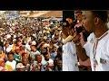PASUMA PULLS CROWD AT MC OLUOMO APC RALLY IN OSHODI