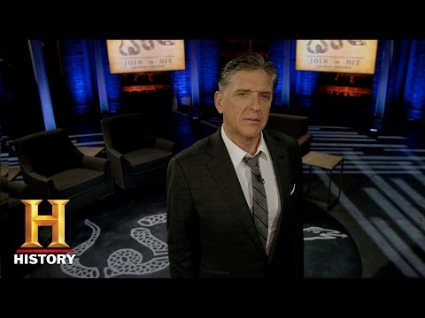 """""""Greatest Unexplained Phenomenon"""" Show Open (Episode 17)   Join or Die with Craig Ferguson   History"""