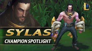 SYLAS CHAMPION SPOTLIGHT - League of Legends