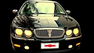 Rover 75 Connoisseur Review