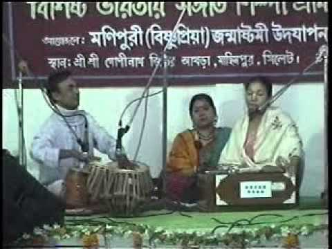Bishnupriya Manipuri Video Song : Ki Dukhkho Tanai......singer : Khela Mukharjee, India. video
