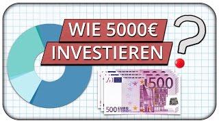 Wie würde ich aktuell 5000€investieren, um passiv ein Vermögen aufzubauen? 📊