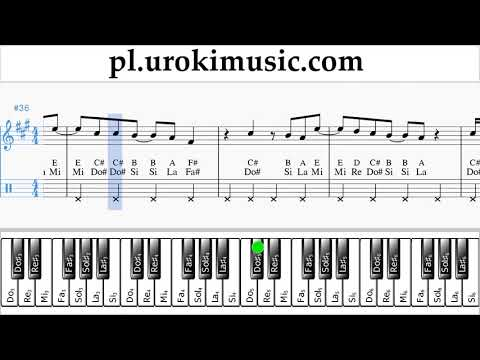 Nauka Gry Na Fortepianie (prawa Ręka) Shawn Mendes - Youth Ft. Khalidе Nuty Poradnik Um-ih463