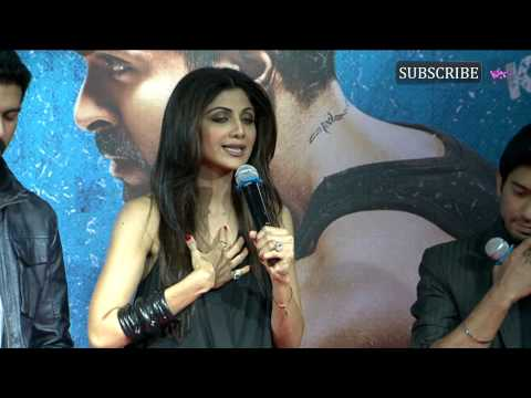Dishkiyaoon Movie Song Launch | Shilpa Shetty, Harman Baweja
