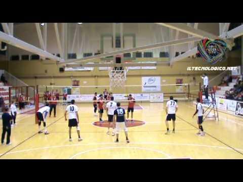 14 - Quarti di Finale Coppa Puglia - Volley Capitanata - Udas Cerignola 1-3 07-02-2015