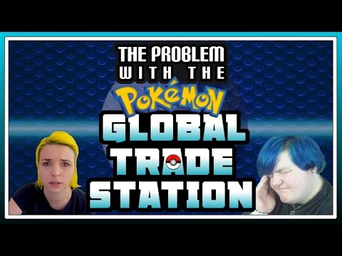 The Problem With The Pokemon Global Trade Station