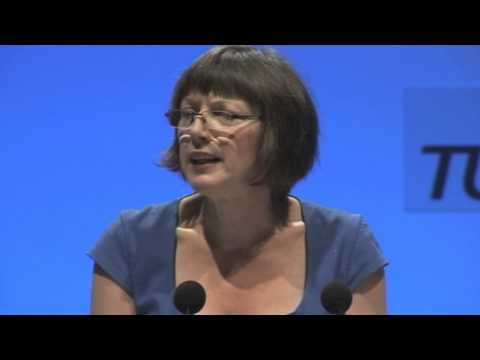 Frances OGradys speech to TUC Congress 2013