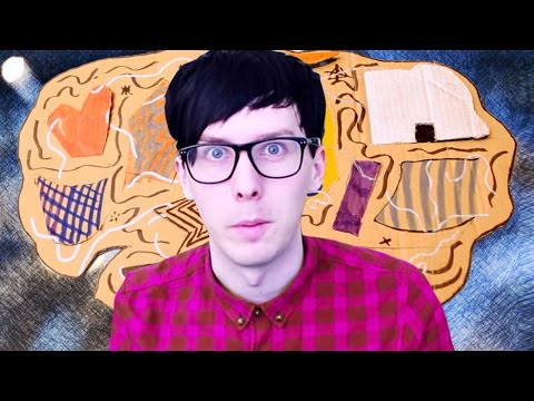 Tour Of My Brain | AmazingPhil