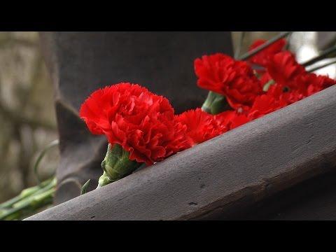 Цветы в память