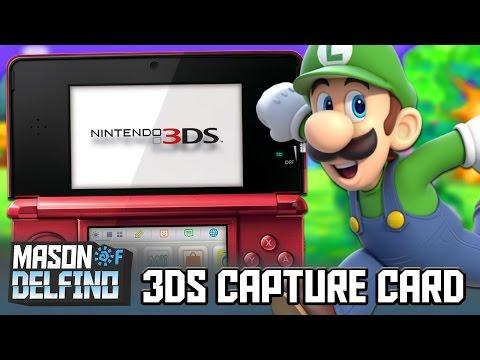 Nintendo 3DS Capture Card UNBOXING (Loopy 3DS Capture)!