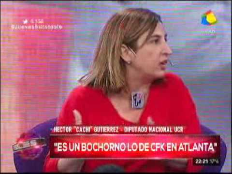 Jonatan Viale a Brancatelli: Vos defendés chorros