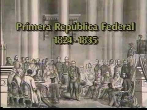 México: primeras décadas de vida independiente