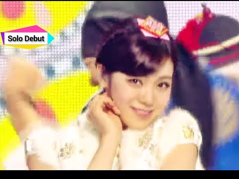 [solo Debut] Lizzy - Not An Easy Girl , 리지 - 쉬운 여자 아니에요, Show Music Core 20150124 video