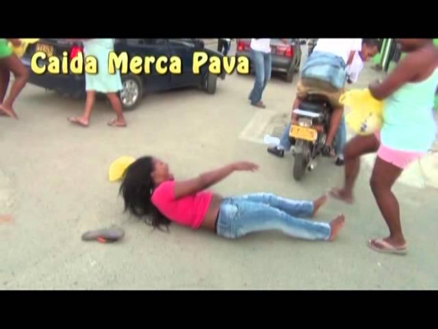 SUPER CAIDA MERCA PAVA - CANAL CNC PUERTO TEJADA