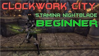 ESO - Stamina Nightblade PvP Build for Starters CWC