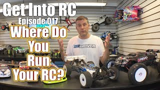 Where Can You Drive Your RC Car? - Tips About Surfaces And Locations - Get Into RC | RC Driver