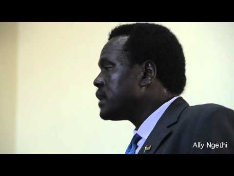 SOUTH SUDAN POLITICAL DETAINEES (AMB GATKOUTH LOL)   IN COURT PART 2 APRIL 23,2014