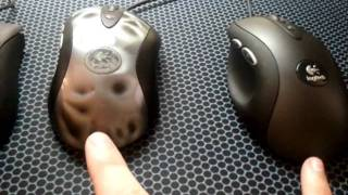 Logitech G400 Mouse Review