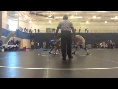 Javaughn Perkins Wrestling Javaughn Perkins at Creighton