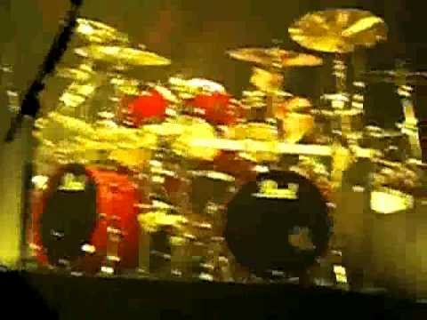 Mike Wengren (Disturbed) Drum Solo Live (good sound-quality)
