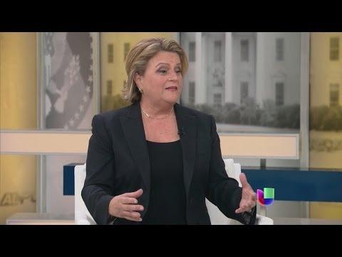 Ileana Ros-Lehtinen explica los principios republicanos sobre la reforma -- Al Punto